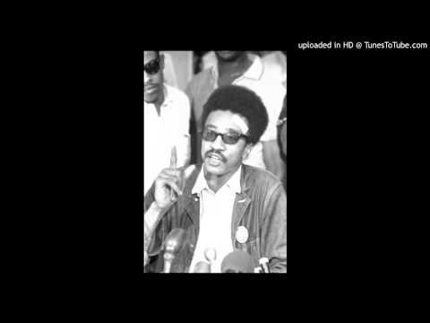 H. Rap Brown At Free Huey Rally (April 18, 1968) Part 2/3