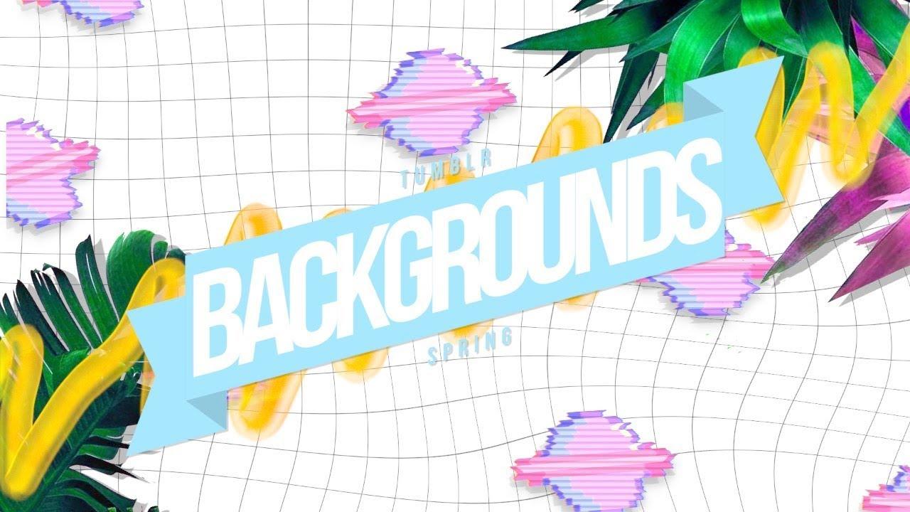 tumblr animated backgrounds spring inspiration youtube