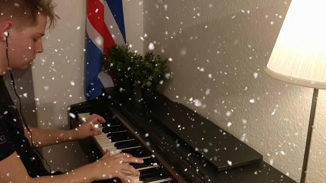Jule Medley (Cover af julesange på klaver)