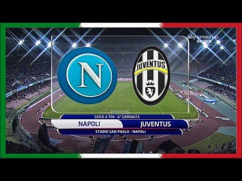 Serie A 2015-16, Napoli - Juve (Full, IT)