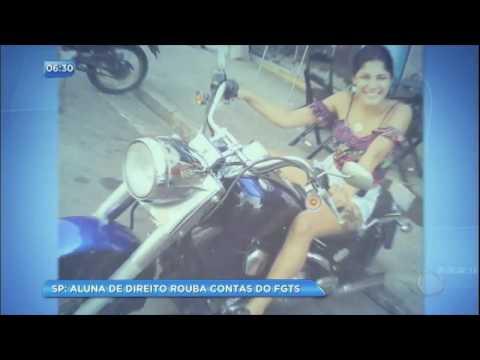 Estudante de direito é presa suspeita de integrar quadrilha em Ribeirão Pires (SP)