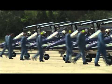Some of the Best Aerobatics Teams in the World