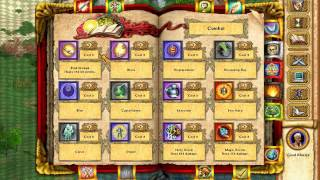 Heroes of Might and Magic IV : Gathering Storm Campaign - Masters of Magic - Mt.Anon