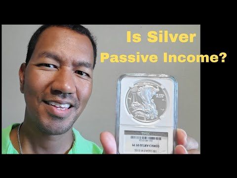 Why I Bought Silver (Is this Passive Income)