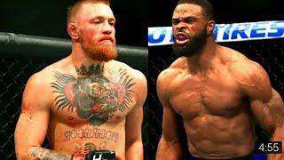 Conor McGregor Vs Tyron Woodley Fights