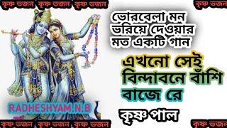 Krishnan pal kritan New song  এখনো সে বিনদাবনে বাশিঁ বাজেরে