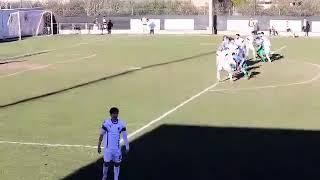 Serie D Cannara-Seravezza 2-3