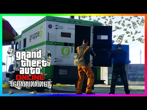 GTA ONLINE MAKING MONEY FOR THE GUNRUNNING DLC!!! - MILLION DOLLAR LOBBIES BY HELPING SUBSCRIBERS!!!