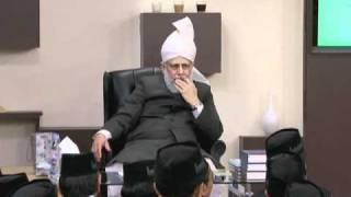Majlis Atfal-ul-Ahmadiyya Germany Class: 30th April 2011 (Urdu)