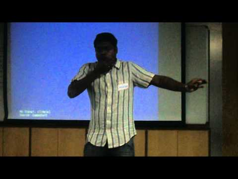 Murthy Kavali abt  whistle at MTM