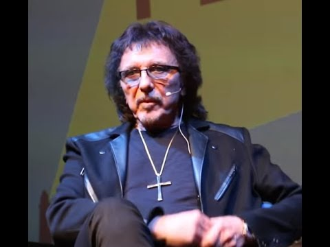 """Black Sabbath's Tony Iommi will be putting """"a few things"""" up for auction for charity .."""