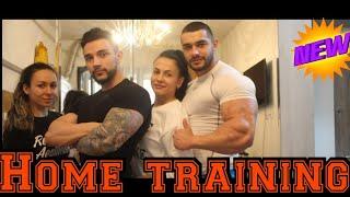 ANTRENAMENT IN CARANTINA | Biceps-Triceps-Umeri