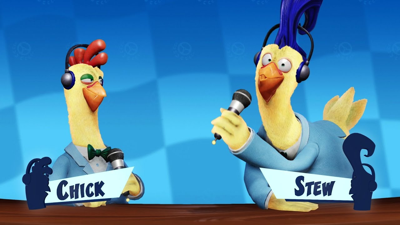 Image result for crash team racing nitro fueled chick and stew
