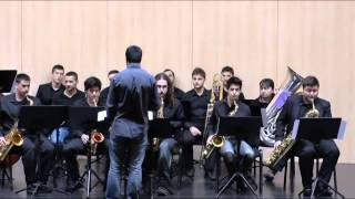 Big band do CMUS Santiago 2013