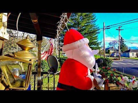 Christmas at Papa's House!! • Big Family Gathering!  TheSmoaks Vlog_769