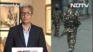 Prime Time With Ravish Kumar: One Year On, Kashmir Still Reels Under Lack Of High-Speed Internet
