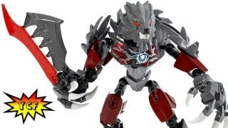 Lego Chima Chi Worriz Ultrabuild Review & Time-lapse - Legends Of Chima Lego 70204