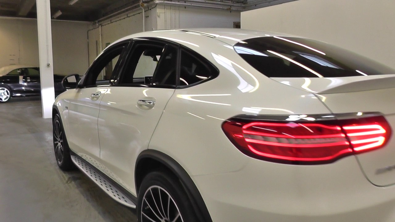 Coupe Grey 2017 >> Mercedes-Benz GLC GLC 43 4Matic Premium Plus 5dr 9G-Tronic ...