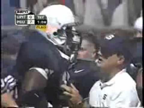 1999 LaVarr Arrington Penn State versus Pittsburgh