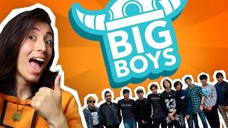 BAILANDO K-POP CON BIG BOYS - MR.PHILLIP