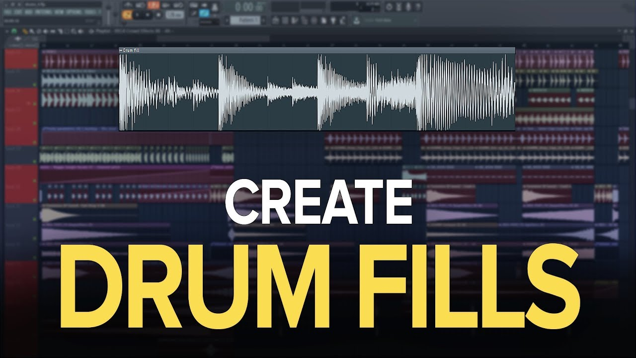 Download CREATE YOUR OWN DRUM FILLS FOR THE DROP