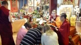 YANGTEN Rinpoche - Rituel de guérison de Dordjé Name Djome