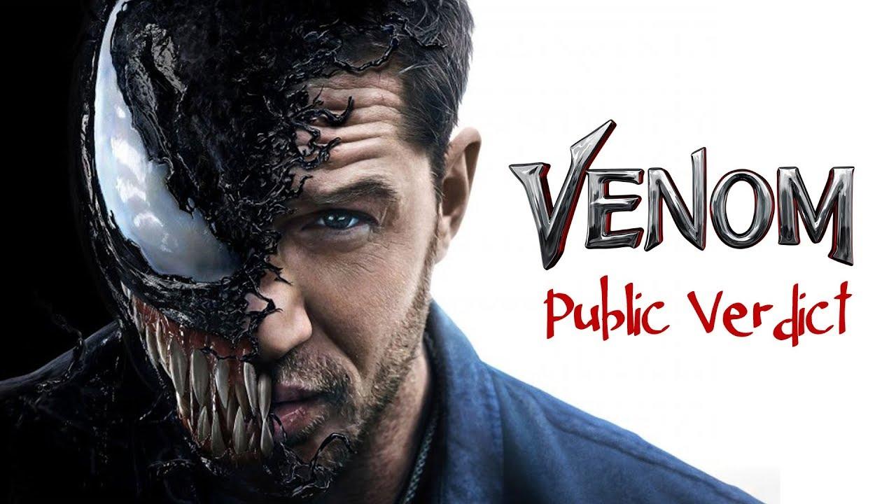 Venom Movie Review | Venom Public Review | Tom Hardy - YouTube