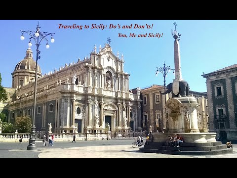 Travel Tips to Sicily 2018  : You, Me & Sicily episode 42