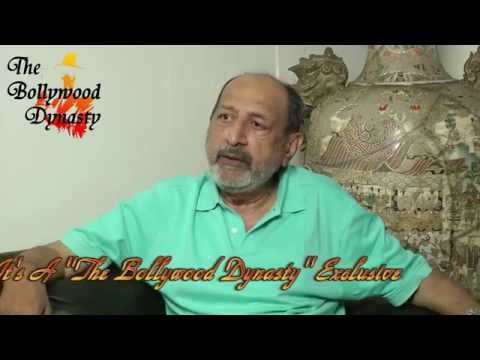 Exclusive Interview Of Actor & Filmmaker Tinu Anand Part-1
