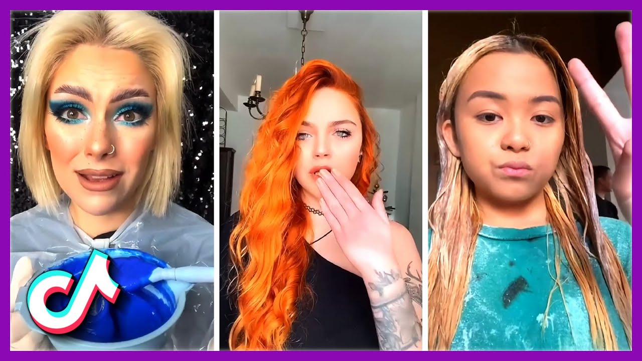 Summer Hair Color Dye and Hair Transformation | Hot Trend Transformation Compilation #3