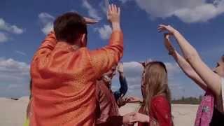 Свадьба Матюниных. Луховицы. История любви. Лавстори. Love Story в индийском стиле