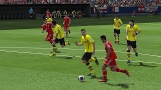 FIFA 14 - Test / Review (Gameplay) zur PlayStation 4 / Xbox One-Version