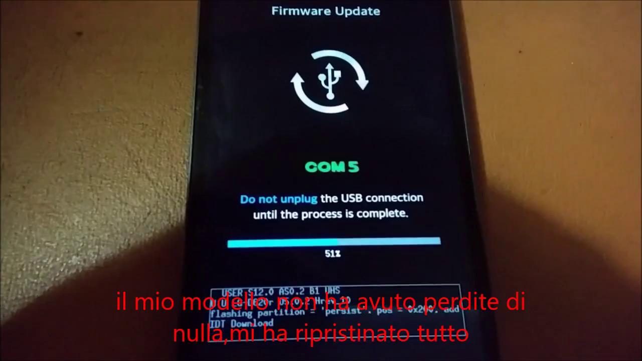 como sair da tela firmware update lg screen