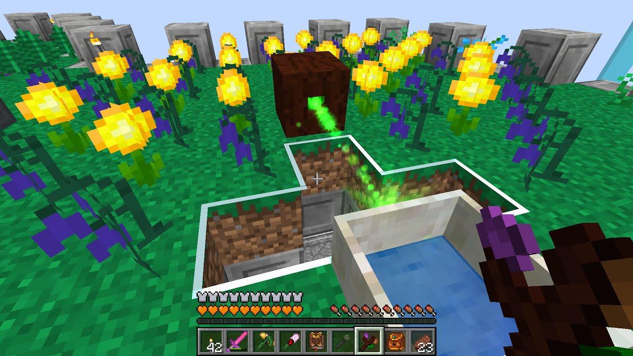 Botania [1 7 1 ] скачать бесплатно - Моды для Minecraft