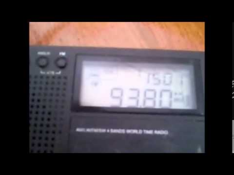 FM DX tropo receptios radios from Libya Italy in Arta 12/10/2014