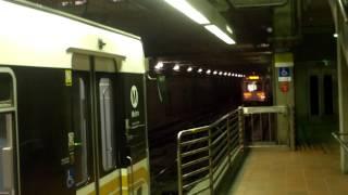 Ridin Metro Expo Line- Pico Station to 7thst Metro Ctr
