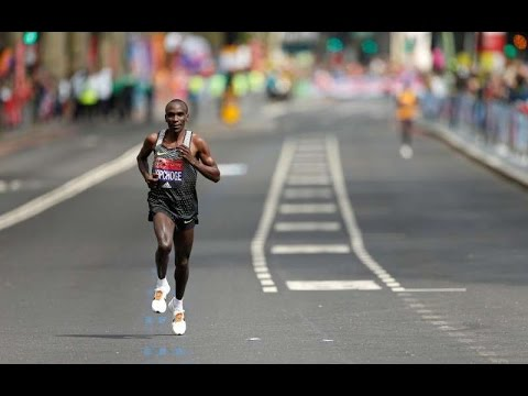 ELUID KIPCHOGE Wins Olympic Marathon In Brazil