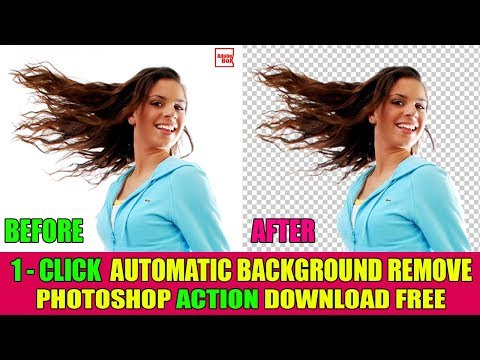 Photoshop Actions  Automatic Background Remove Photoshop Actions By Adobe Box Vol#10