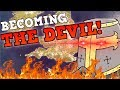 CK2 But My Son IS THE DEVIL! Crusader Kings 2 Holy Fury 0 Stat Man (Funny Moments)
