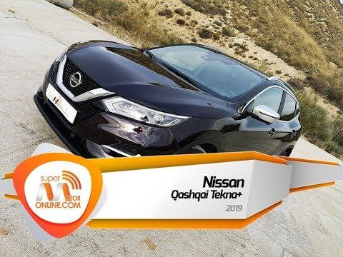 Nissan Qashqai 2019 / Al volante / Prueba dinámica / Review / Supermotoronline.com