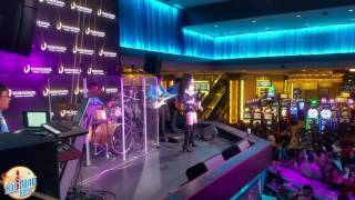 TRỐNG VẮNG -  Đan Kim  - 12 25 16 - Horseshoe Casino Baltimore -  Hai Dang Band