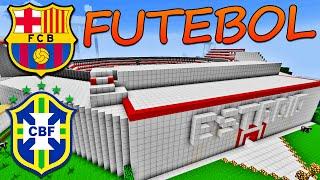 Minecraft City - Estadio de Futebol