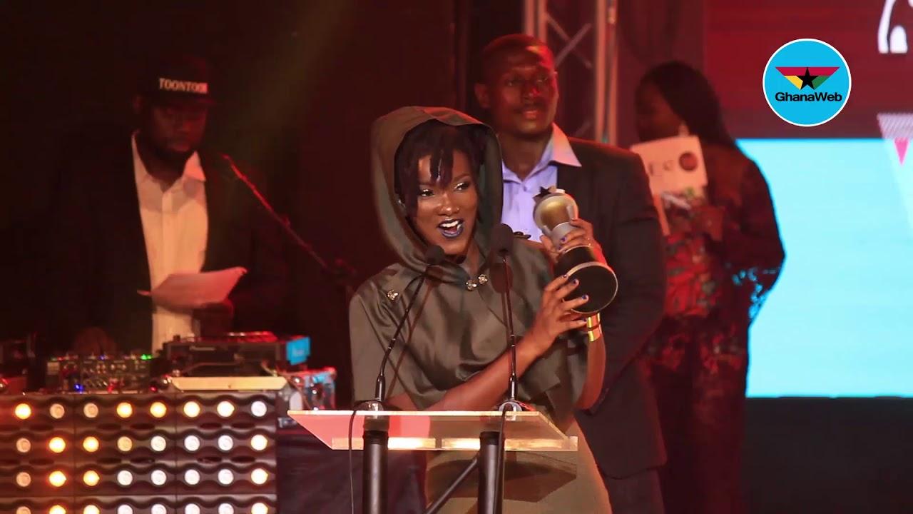 Shatta Wale, Ebony, Asamoah Gyan & others win at 2017 People's Celebrity Awards