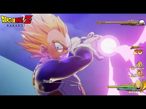 All Super Attack Animations - Dragon Ball Z: Kakarot Gameplay Xbox One