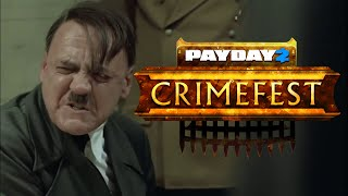 Hitler Reacts to Crimefest Day 1