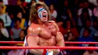 "Ultimate Warrior ""Unstable"" Entrance Video"