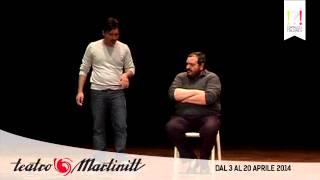 Milano non esiste:::Teatro Martinitt dal 3 al 20 APRILE  2014