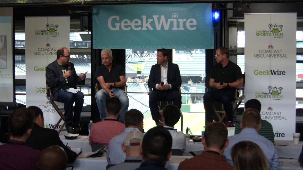 The Future of Sports: GeekWire Sports Tech Summit 2016