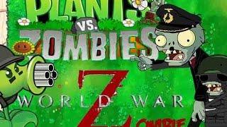 Plants vs Zombies World war  Zombie