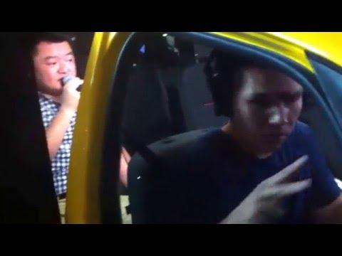 Karaoke Taxi car in Almaty Машина Караоке в Алматы